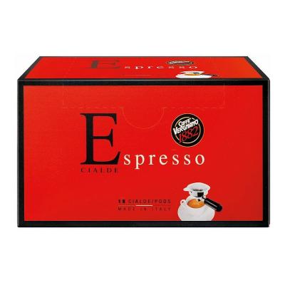 Caffè Vergnano ESE serving pods 'Espresso' 18 servings