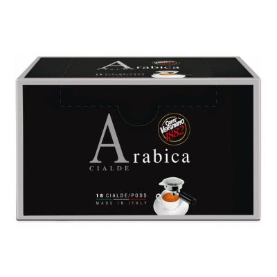 Caffè Vergnano ESE serving pods 'Arabica' 18 servings