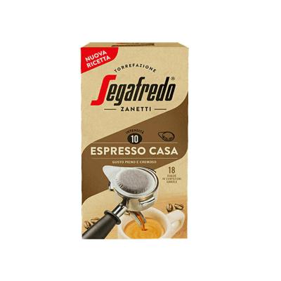Segafredo ESE serving pods 'Espresso Casa' 18 servings