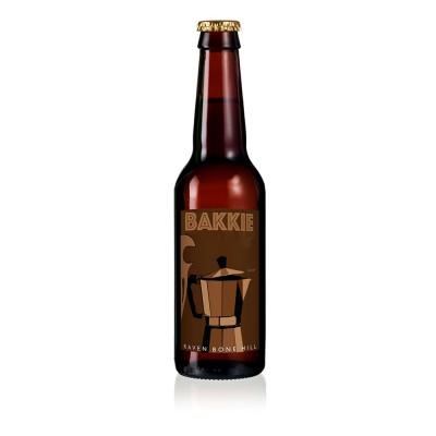 Bakkie - bier met koffie van Café du Jour (houdbaarheid verstreken)