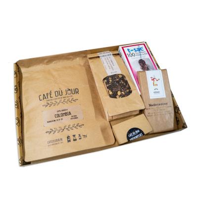 Brievenbus geschenk: Cacao / Chocolade Liefhebber