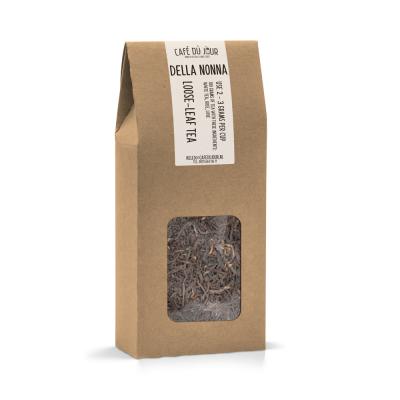Della Nonna - zwarte thee 100 gram - Café du Jour losse thee
