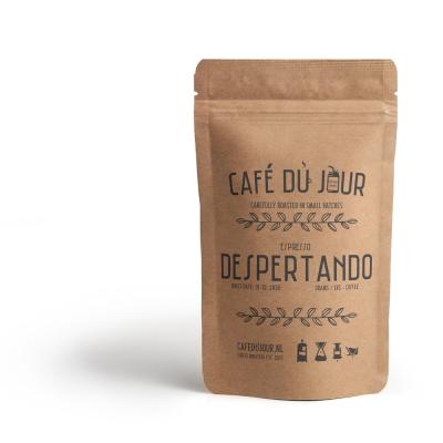 Café du Jour Espresso Despertando