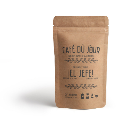 Café du Jour Bregman's Blend ¡El Jefe!