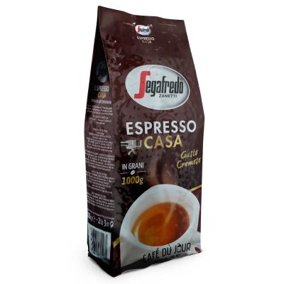 Segafredo Espresso Casa Coffee beans 1KG