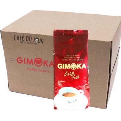 Gimoka Gran Bar Coffee beans 12 x 1 KG