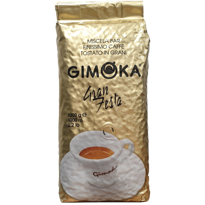 Gimoka Gran Festa Coffee beans 1 KG
