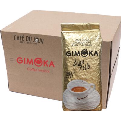 Gimoka Gran Festa Coffee beans 12 x 1 KG