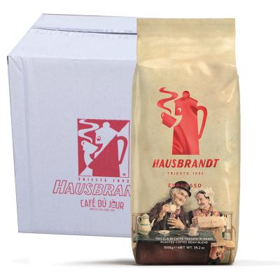Caffè Hausbrandt Espresso (Nonnetti) Coffee beans 6 x 1 kilo