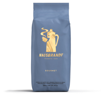 Caffè Hausbrandt Gourmet Coffee beans 1 KG