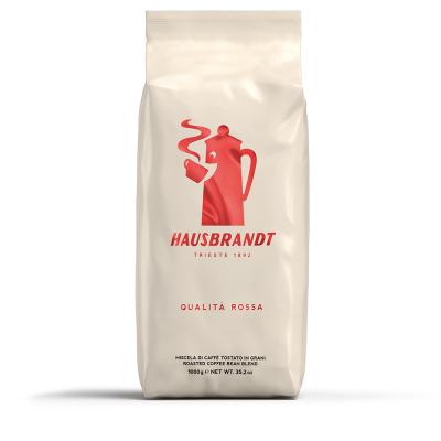 Caffè Hausbrandt Qualità Rossa Coffee beans 1 KG