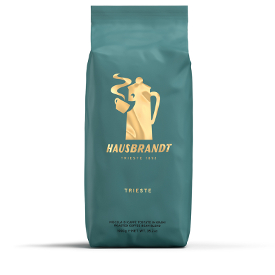 Caffè Hausbrandt Trieste Coffee beans 1 KG