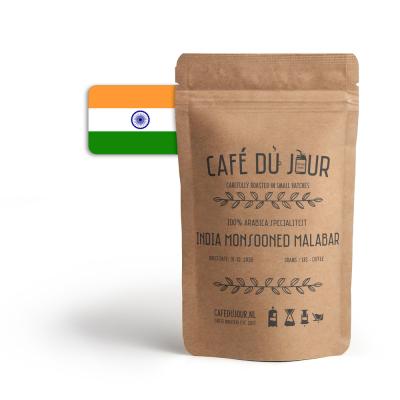 Café du Jour 100% arabica India Monsooned Malabar