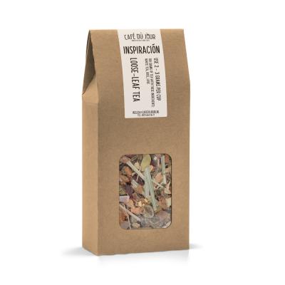 Inspiración - groene thee 100 gram - Café du Jour losse thee