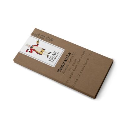 Krak Chocolade - Tanzania - Kokoa Kamili
