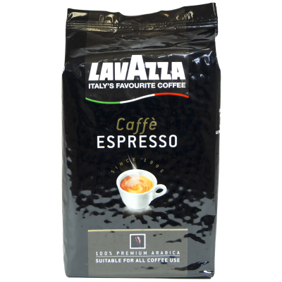 Lavazza Caffe Espresso Coffee beans 1KG