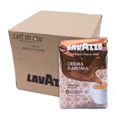Lavazza Crema e Aroma Coffee beans 6 x 1KG
