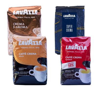 Lavazza Crema Sample pack 4 x 1 KG
