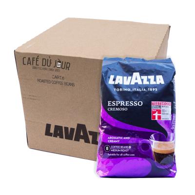 Lavazza Espresso Cremoso Coffee beans 6 x 1KG