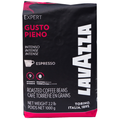 Lavazza Expert Gusto Pieno Coffee beans 1KG