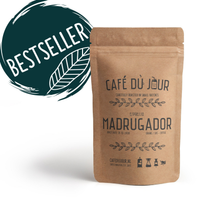 Café du Jour Espresso Madrugador