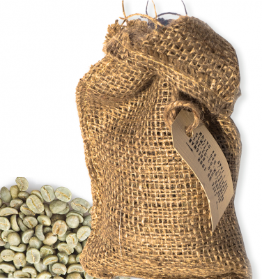 Brazil Santos ongebrande arabica koffiebonen