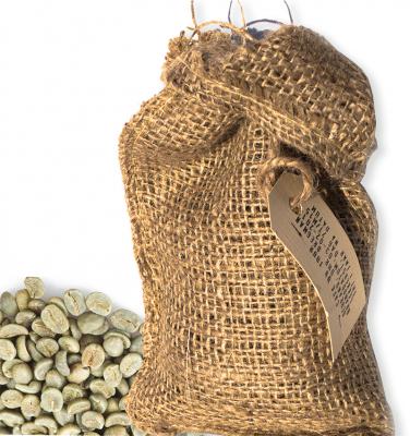 Indonesia  ongebrande robusta koffiebonen