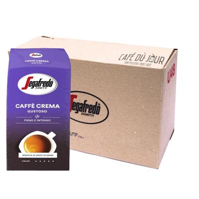 Segafredo Caffè Crema Gustoso 4 kg Coffee Beans