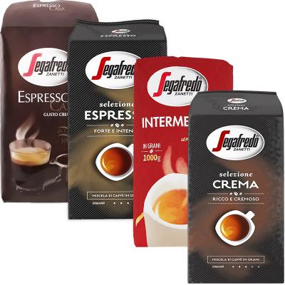 Segafredo Preview Package 4 x 1KG Coffee beans