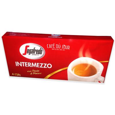 Segafredo Intermezzo 4 x 250 gram ground coffee