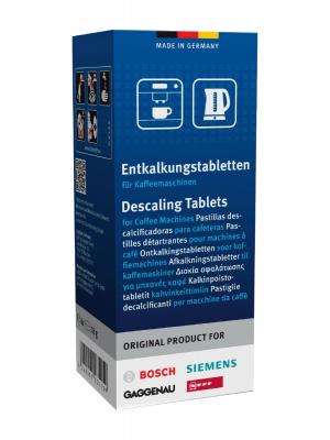 Bosch / Siemens Ontkalkingstablet Koffiezetapparaat 6 stuks