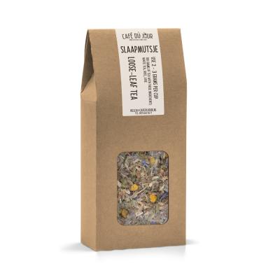 Slaapmutsje - kruiden thee 100 gram - Café du Jour losse thee