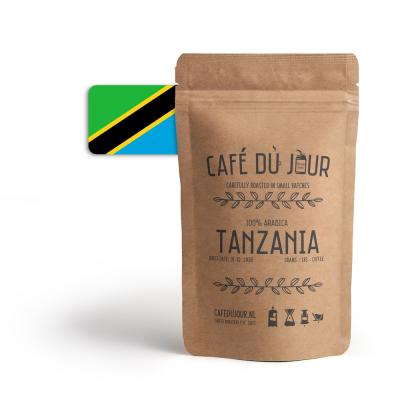 Café du Jour 100% arabica Tanzania