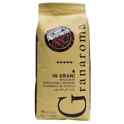 Caffè Vergnano 1882 Gran Aroma Coffee beans 1KG