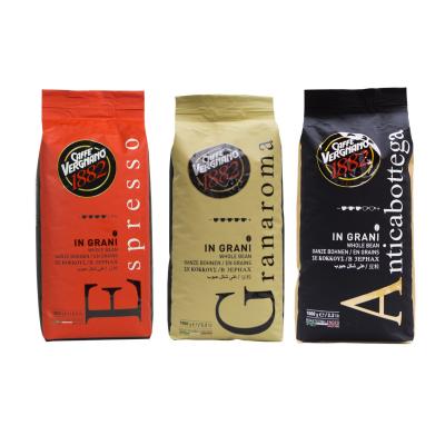 Caffè Vergnano 1882 Coffee beans preview package 3 x 1KG