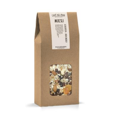 Café du Jour Muesli Eco Superfood 400 gram