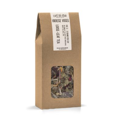 Vroege vogel - groene thee 100 gram - Café du Jour losse thee
