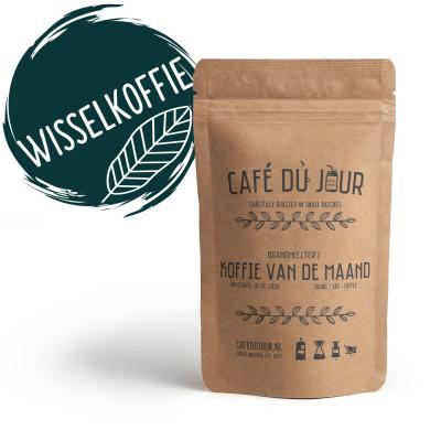 Café du Jour coffee of the month