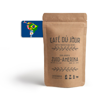 Café du Jour 100% arabica South-America